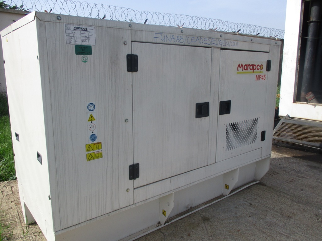 CEADESE Generator for its Central Laboratory