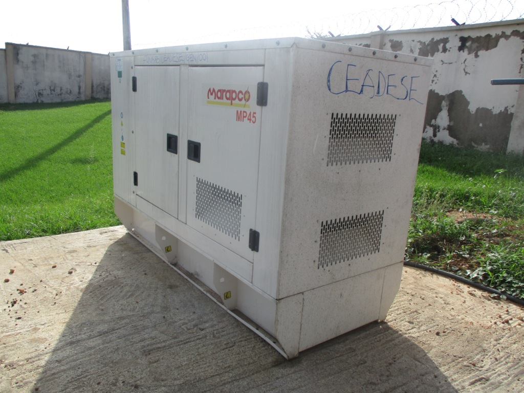 CEADESE Generator for its Central Laboratory3