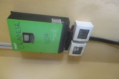 Inverter & its batteries_Postgraduate School_FUNAAB