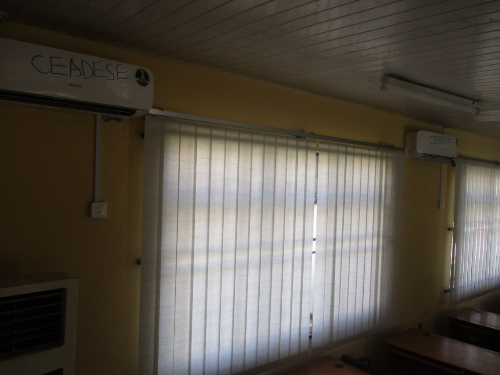 Air Conditioning at the CEADESE ICT Room