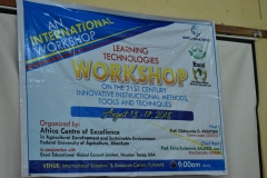 The Workshop Banner