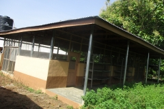 Extension of CEADESE Poultry House