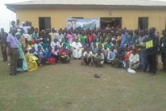 Group Photograph (First batch of the Participants)