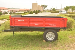 CEADESE Tractor's trailer (side view)