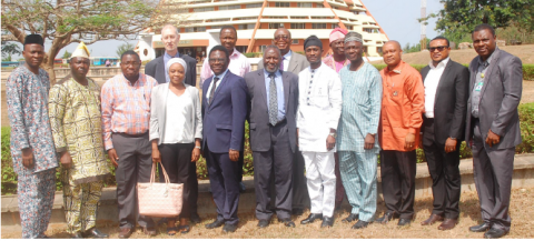 Centre of Excellence: World Bank, NUC Laud FUNAAB