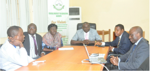 Aberdeen, Marshall Universities to Collaborate With FUNAAB