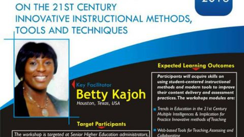 Modern Learning Technologies On the 21st Century Instructional methods, tools and Techniques