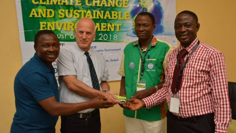 International Workshop on Climate Change @ FUNAAB –  August 6-10, 2018