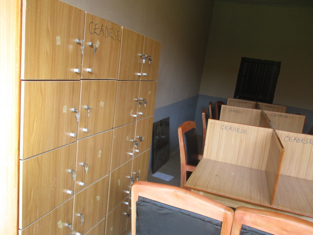 Interactive Location for Students at the CEADESE Library (2)