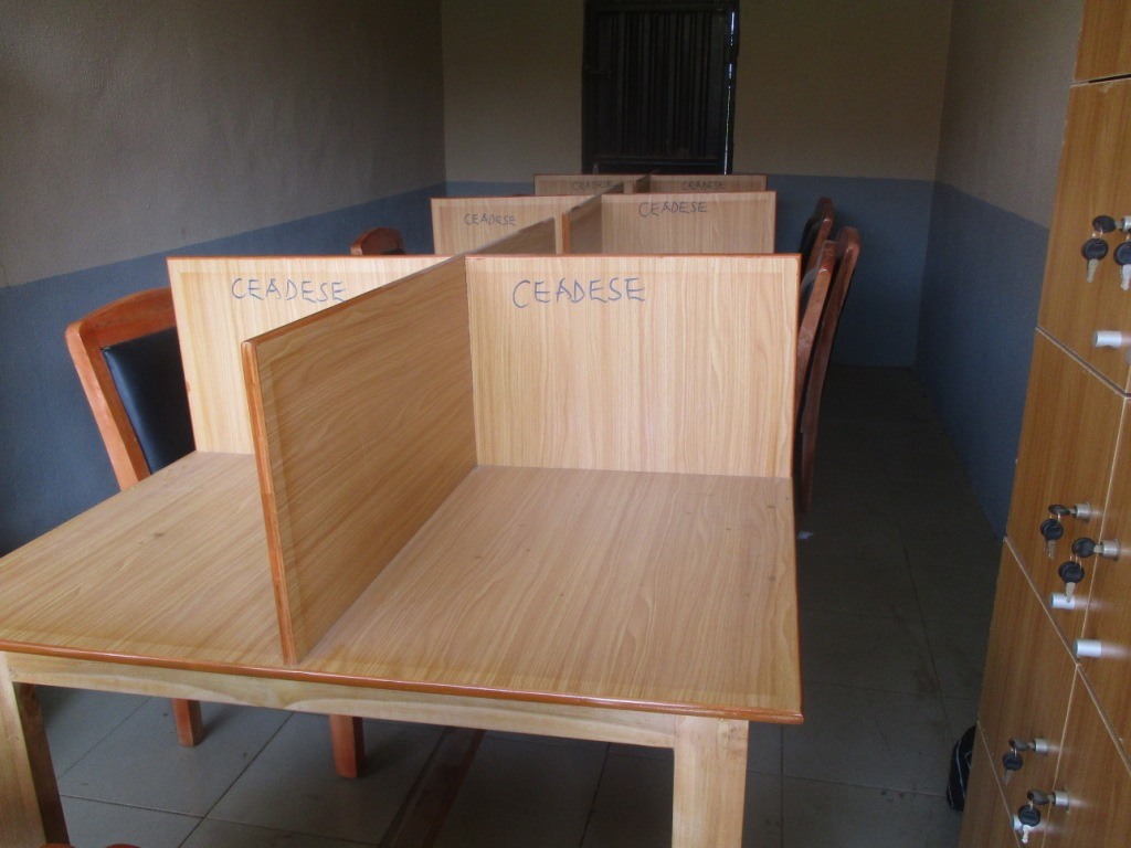 Interactive meeting point for CEADESE Students