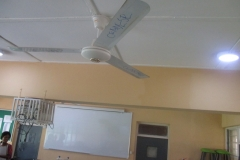 Ceiling fan at the PBST Laboratory 2