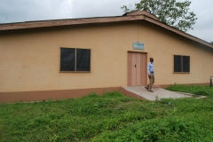 CEADESE Broilers House (Front view)