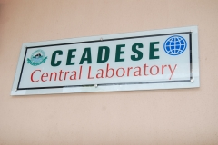 Central Laboratory Banner