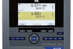 Dual pH and Conductivity Meter
