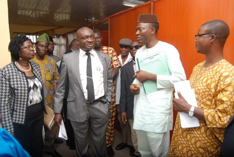 Commissioning and handing-over of CEADESE Programme Offices