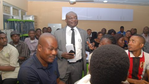 Commissioning and handing-over of CEADESE PBST Laboratory