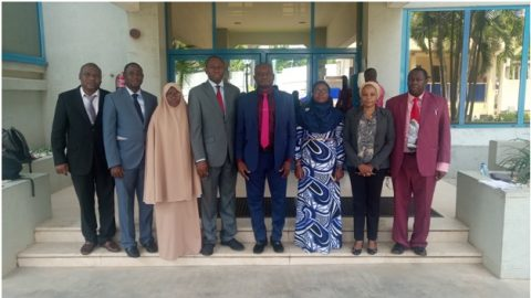 CEADESE TEAM VISITS WORLD BANK OFFICE & NATIONAL UNIVERSITIES COMMISSION OFFICE, ABUJA